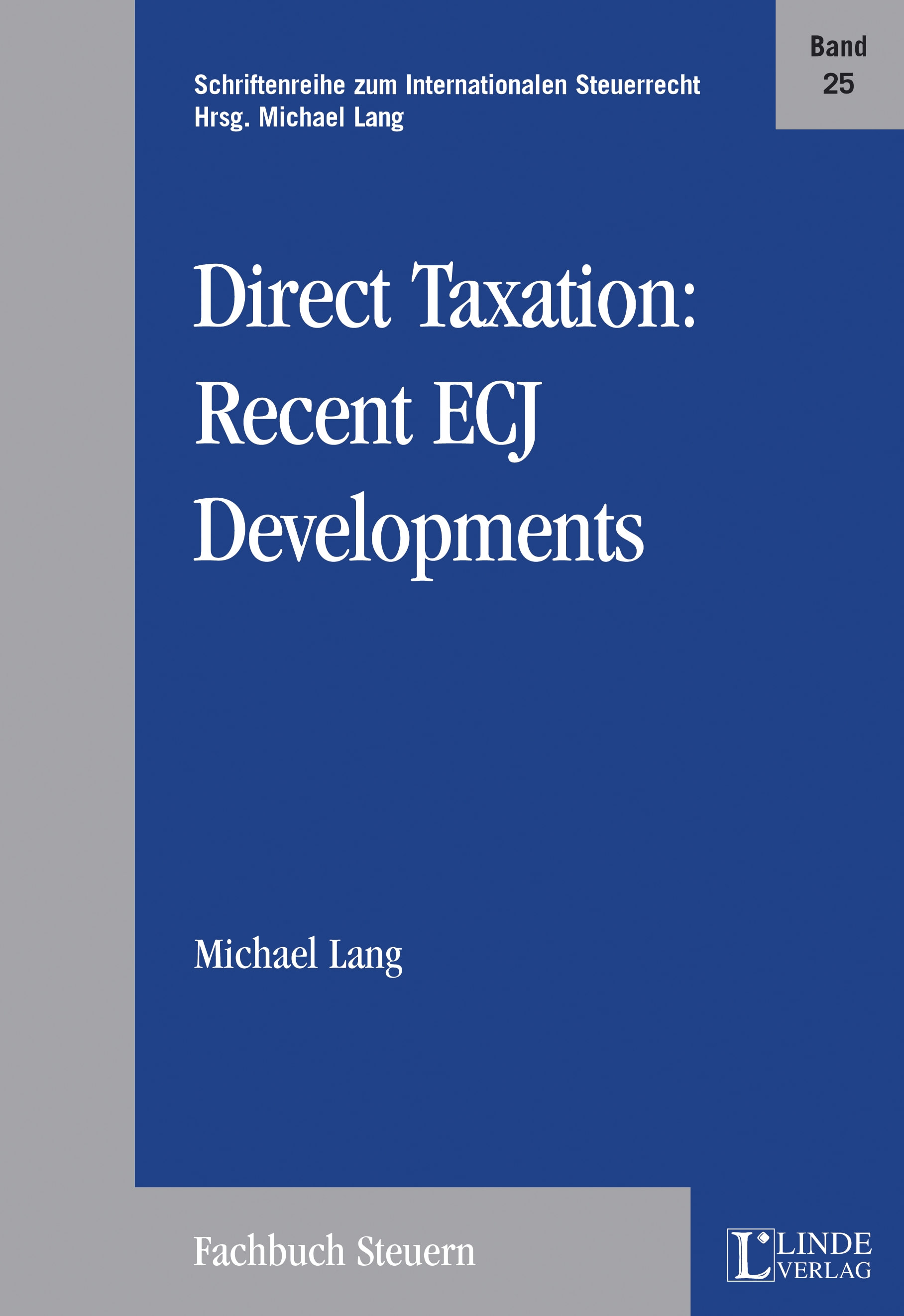 direct tax A direct tax is a tax paid directly to the government by a person or organization a direct tax may not be passed on to another person or entity but must be paid by the entity responsible for the tax a direct tax is different from an indirect tax, which is paid by someone other than the person.