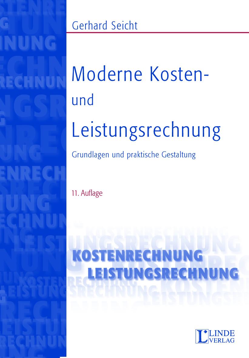 Moderne Kosten- und Leistungsrechnung | Linde Verlag