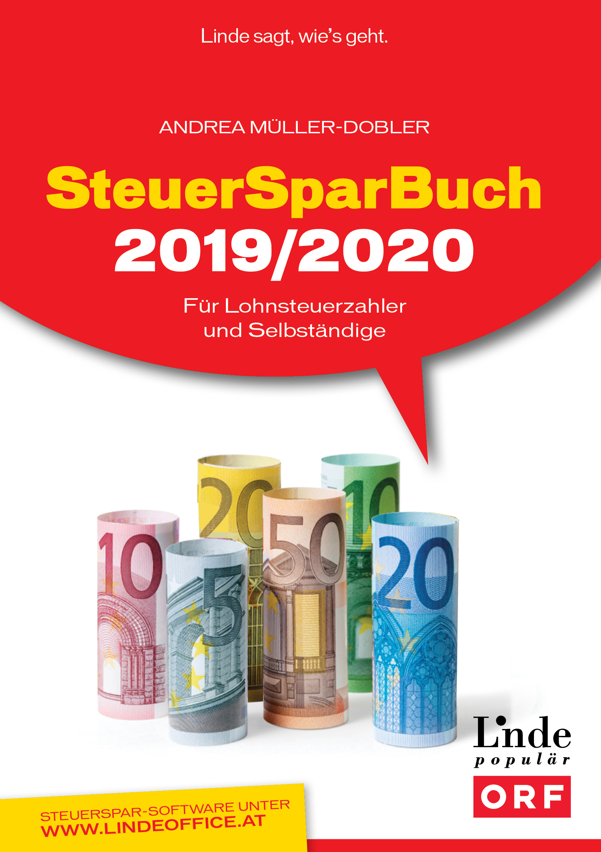 SteuerSparBuch 2019/2020   Linde Verlag