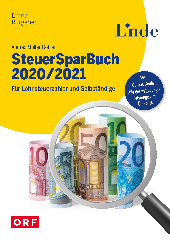 SteuerSparBuch 2020/2021 | Linde Verlag