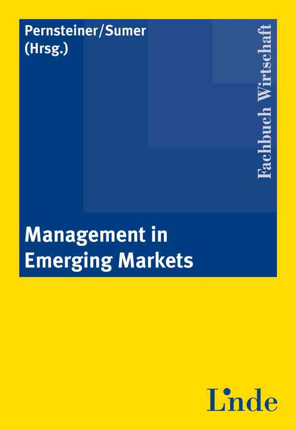 Management in Emerging Markets