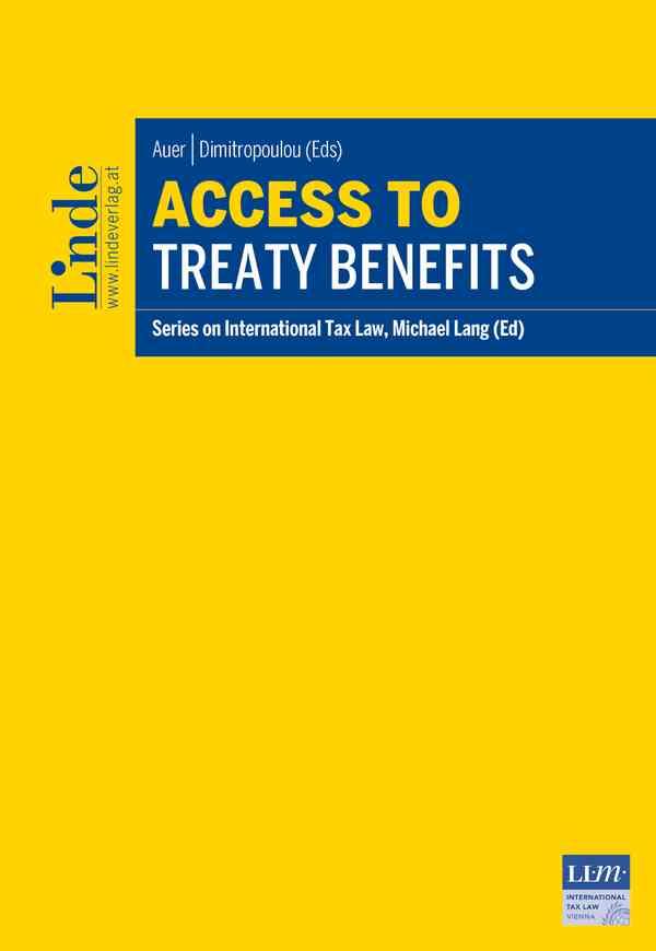 Access to Treaty Benefits