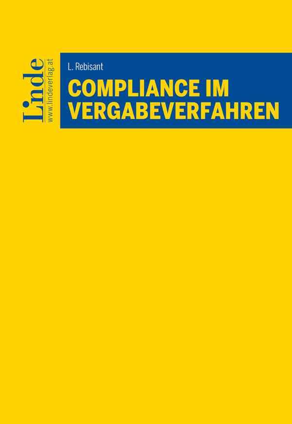 Compliance im Vergabeverfahren