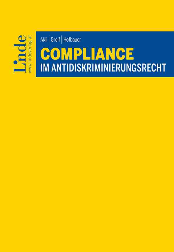 Compliance im Antidiskriminierungsrecht