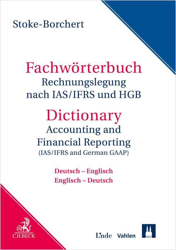 Fachwörterbuch Rechnungslegung nach IAS/IFRS und HGB