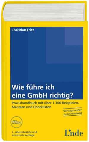 Swk Spezial Die Gmbh In Der Praxis Linde Verlag