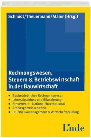 Personalverrechnung Im Baugewerbe Linde Verlag