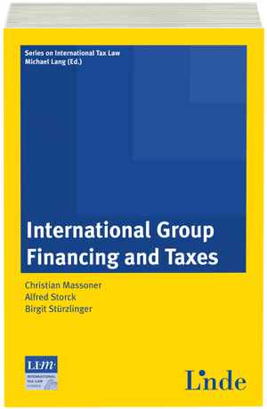 International Group Financing and Taxes