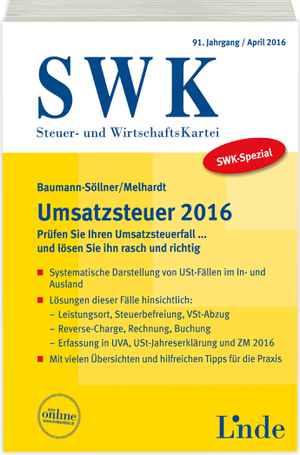 Swk Spezial Reverse Charge U Auftraggeberhaftung Id