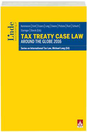 Tax Treaty Case Law around the Globe 2016