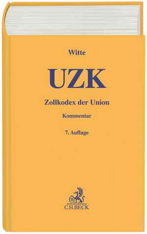 UZK Zollkodex der Union