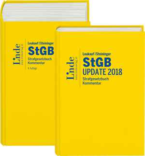 Leukauf/Steininger Package StGB inkl. Update 2018