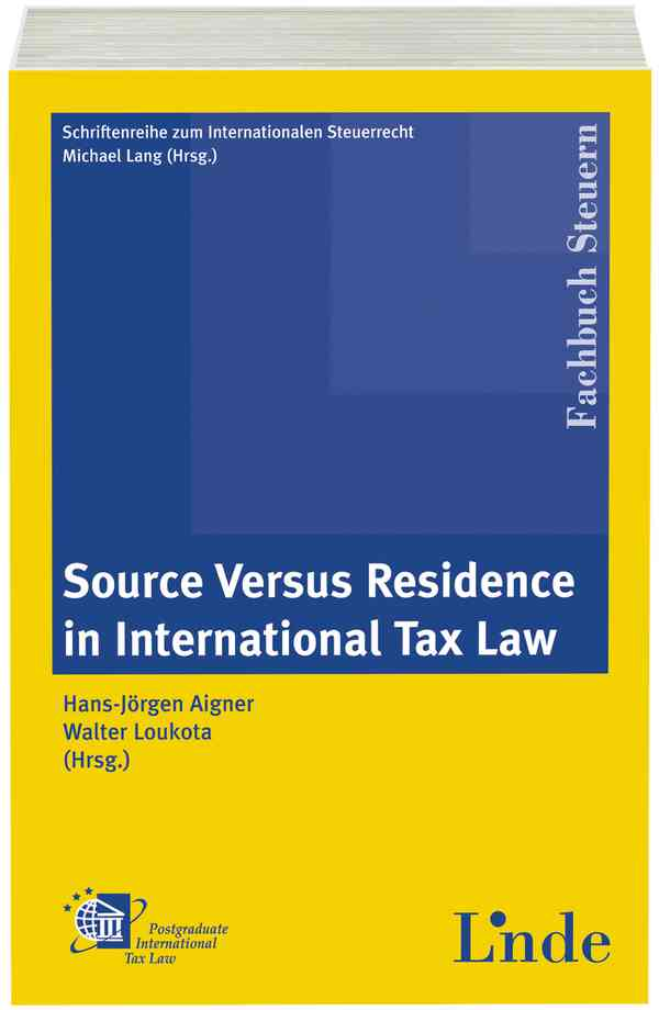 Source Versus Residence in International Tax Law