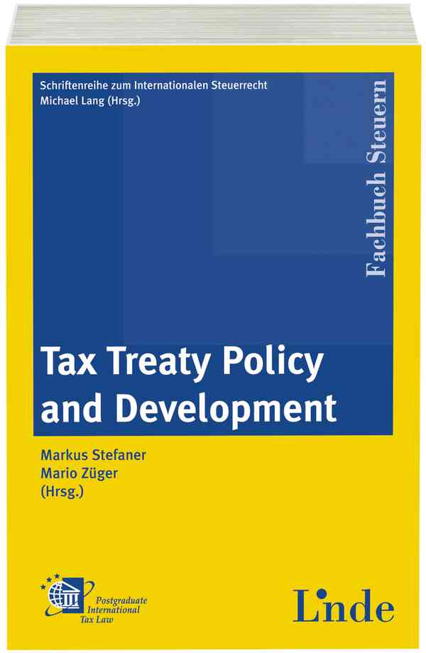 Tax Treaty Policy and Development