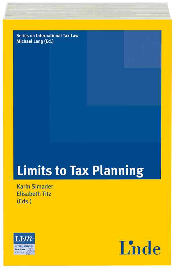 Limits to Tax Planning