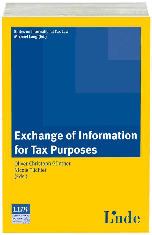 Exchange of Information for Tax Purposes