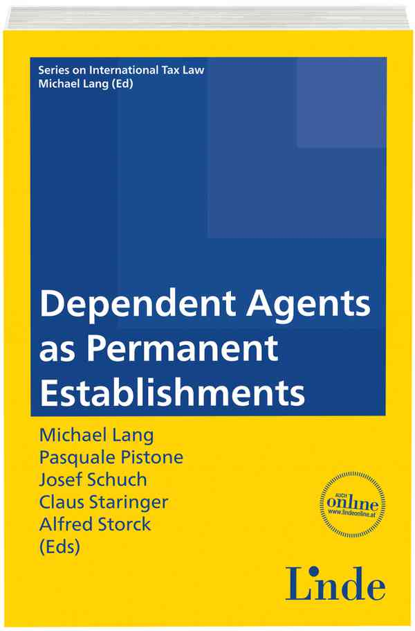Dependent Agents as Permanent Establishments