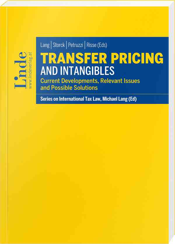 Transfer Pricing and Intangibles