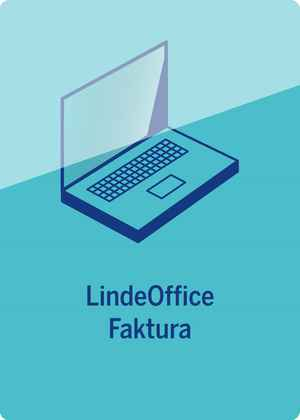 Linde Office: Faktura
