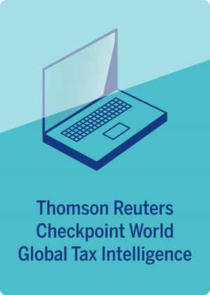 Checkpoint World | Global Tax Intelligence
