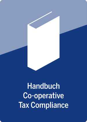 Handbuch Co-operative Tax Compliance