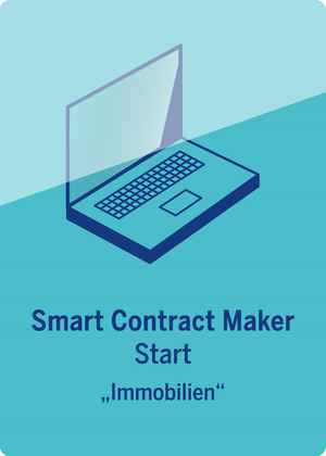 Linde Smart Contract Maker Start Immobilie