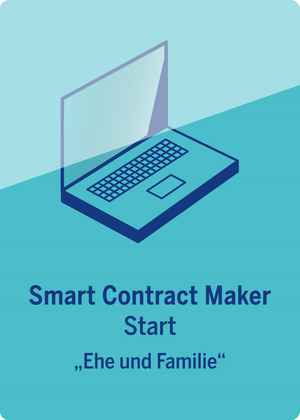 Linde Smart Contract Maker Start Ehe und Familie