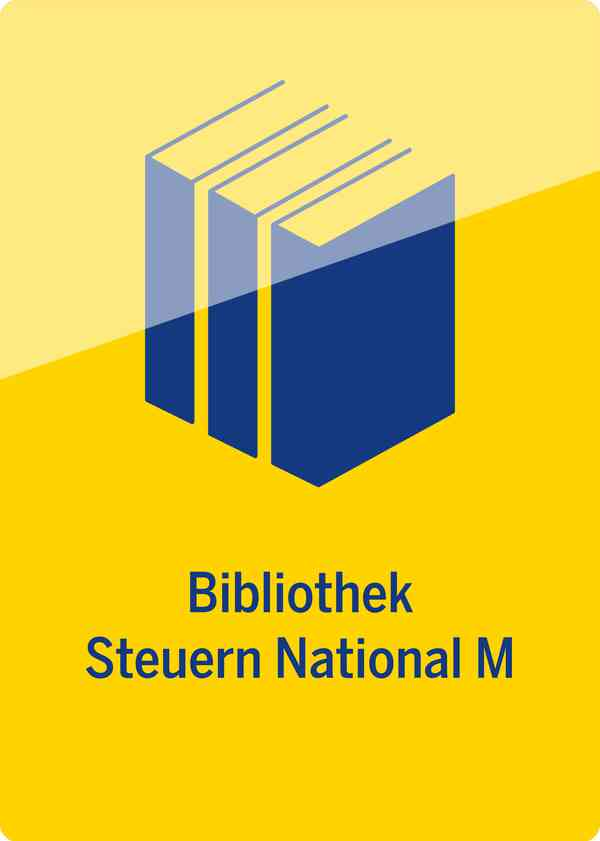 Bibliothek Steuern National M