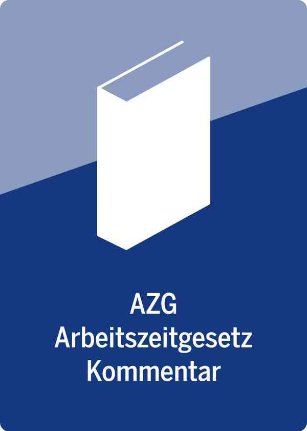 AZG | Arbeitszeitgesetz
