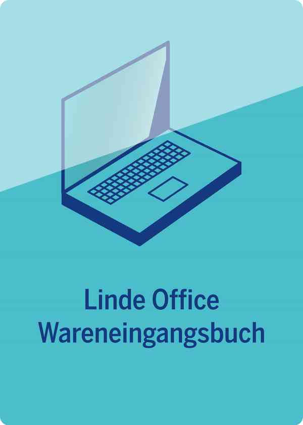 Linde Office: Wareneingangsbuch