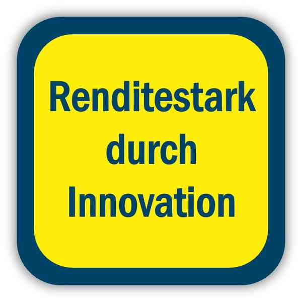 Renditestark durch Innovation