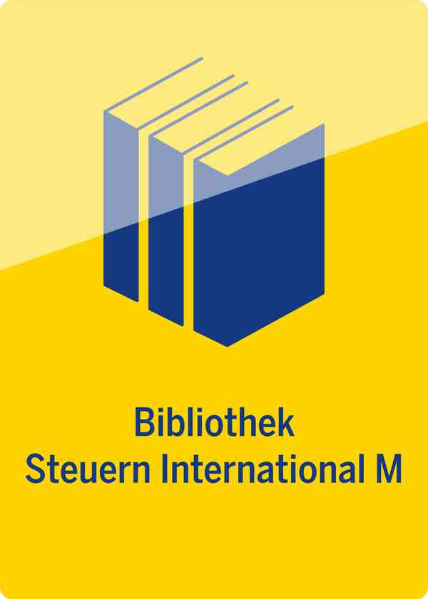 Bibliothek Steuern International M
