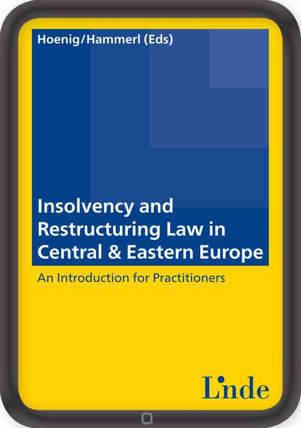Insolvency and Restructuring Law in Central & Eastern Europe
