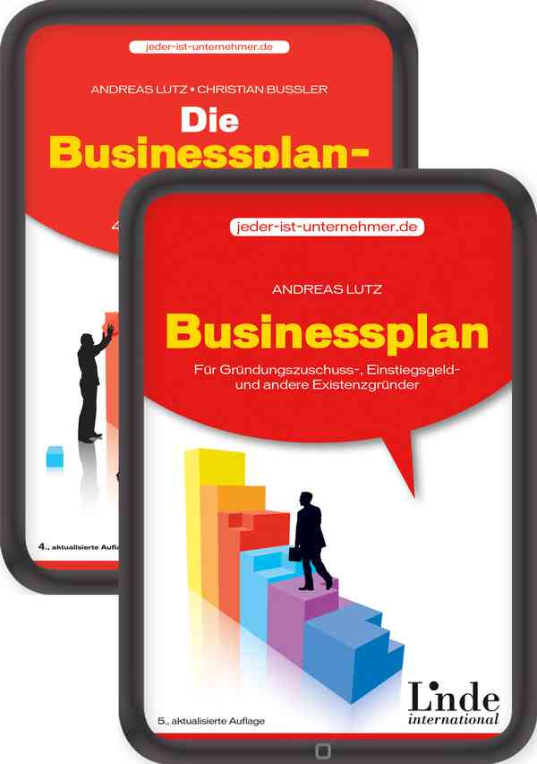 Businessplan + Businessplan-Mappe