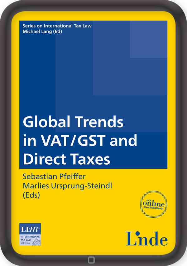 Global Trends in VAT/GST and Direct Taxes