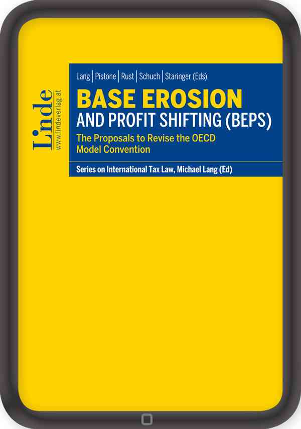 Base Erosion and Profit Shifting (BEPS)