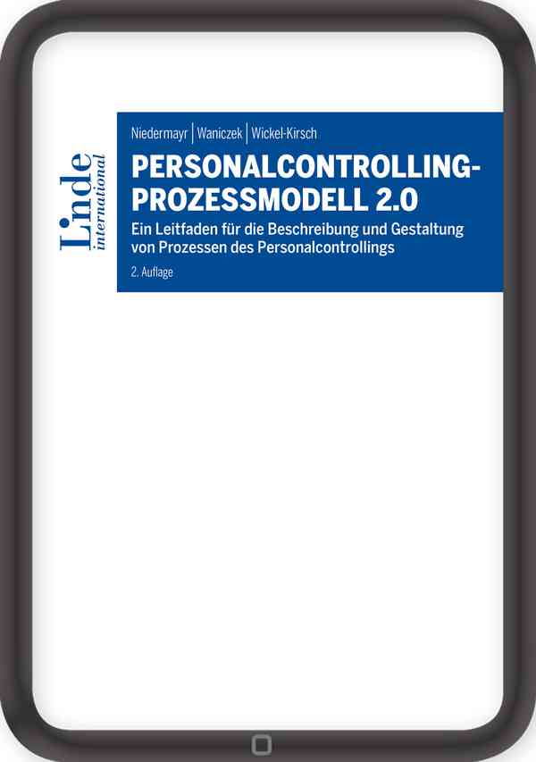 Personalcontrolling-Prozessmodell 2.0
