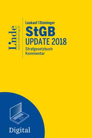 Leukauf/Steininger StGB Update 2018