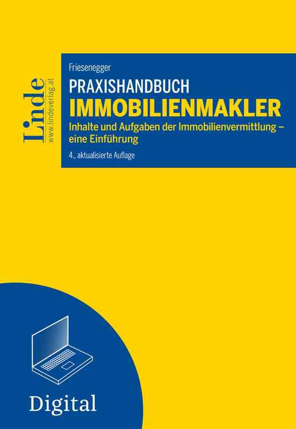 Praxishandbuch Immobilienmakler