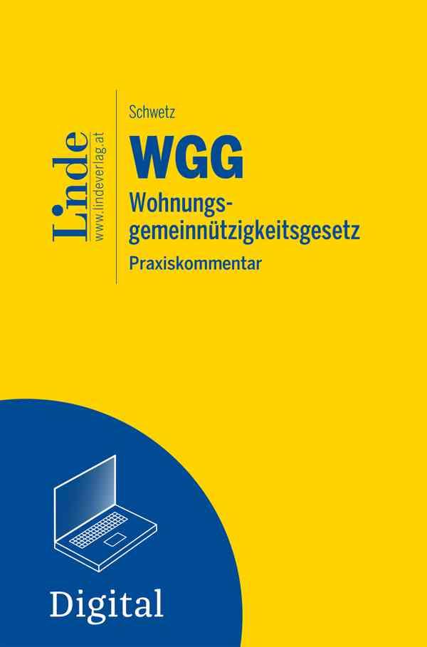 WGG I Wohnungsgemeinnützigkeitsgesetz