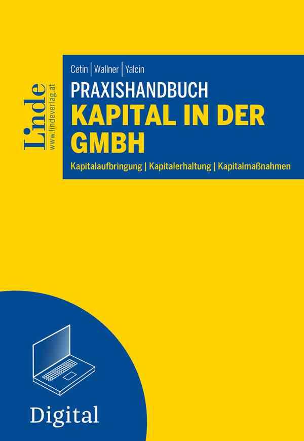 Praxishandbuch Kapital in der GmbH