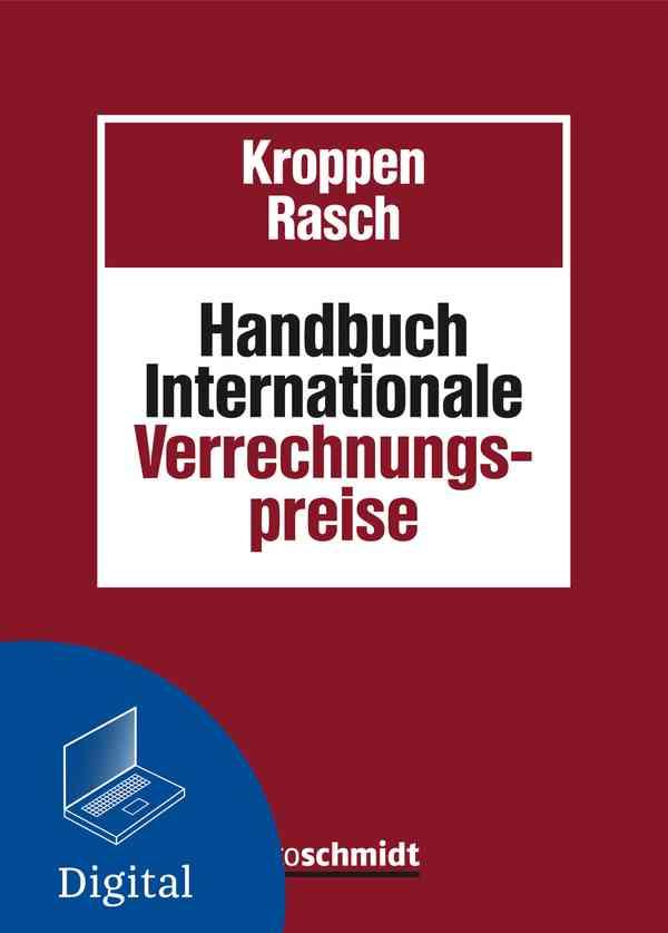 Handbuch Internationale Verrechnungspreise, Grundwerk inkl. 33. Ergänzungslieferung