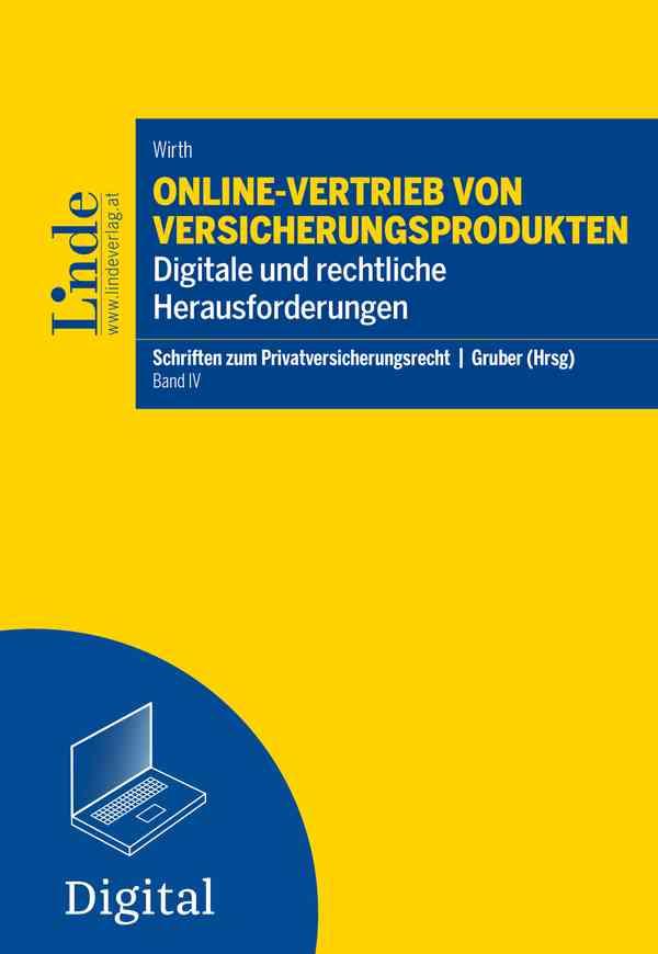 Online-Vertrieb von Versicherungsprodukten