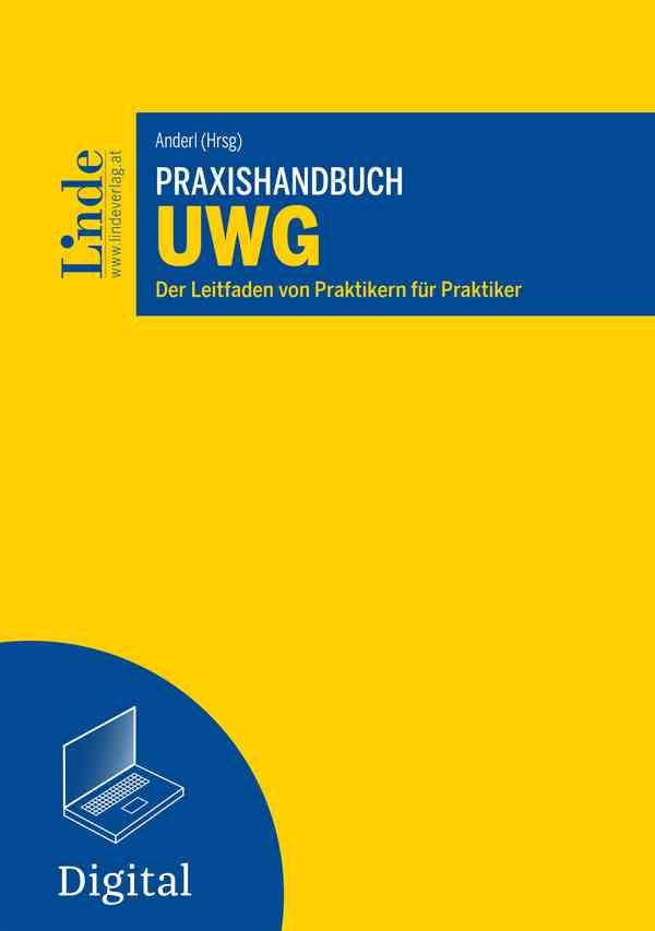 Praxishandbuch UWG