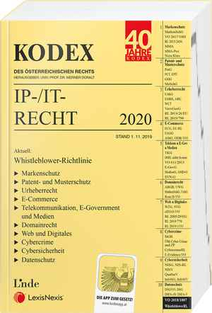 Kodex IP-/IT-Recht 2020