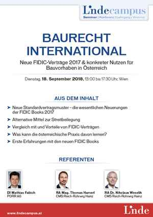Baurecht International