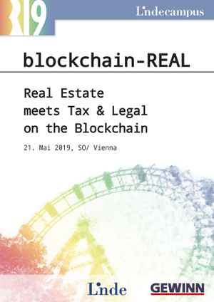 blockchain-REAL 2019