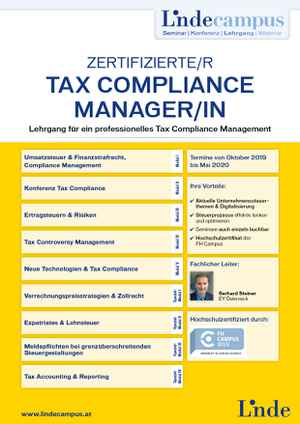 Neue Technologien & Tax Compliance
