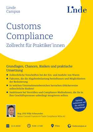 Customs Compliance