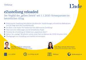 eZustellung reloaded